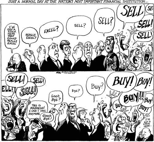 Bolsa comprar y vender