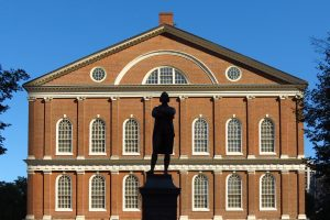 Faneuil Hall Square, Boston